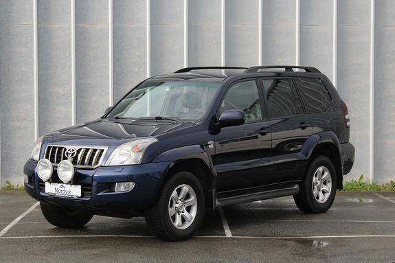 Toyota Land Cruiser 3,0 D-4D GX Aut  2008, 173800 km, kr 359000,-