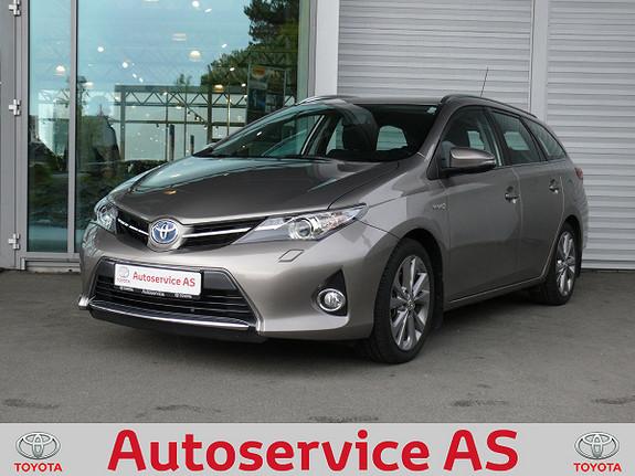 Toyota Auris Touring Sports 1,8 Hybrid Active  2014, 52000 km, kr 189000,-