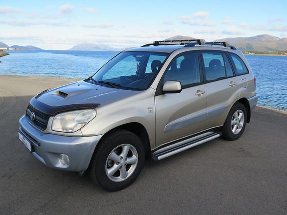 Toyota RAV4 D-4D Sport 4wd  2004, 295787 km, kr 69000,-