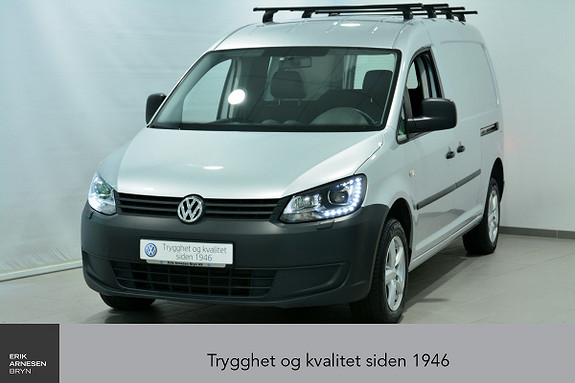 Volkswagen Caddy Maxi 2.0 110 TDI 4Motion  2015, 80 500 km, kr 179 000,-