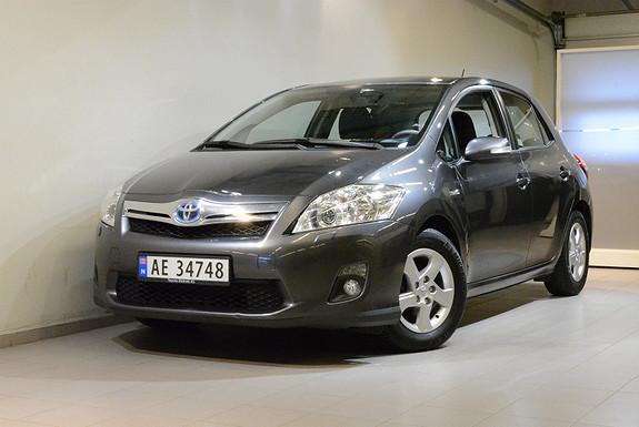 Toyota Auris 1,8 Hybrid Advance  2012, 91800 km, kr 118000,-