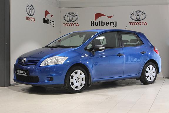 Toyota Auris 1,33 Dual VVT-i Stop&Start Comfort Hengerfeste, DEFA++  2010, 74600 km, kr 105000,-
