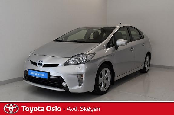 Toyota Prius 1,8 VVT-i Hybrid Advance  2013, 70000 km, kr 169900,-