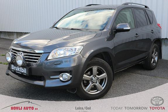 Toyota RAV4 2,0 VVT-i Vanguard Executive // 1 år garanti // EU 2020  2012, 151500 km, kr 199900,-