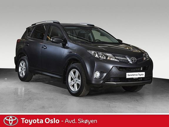 Toyota RAV4 2,0 D-4D 2WD Active  2013, 73000 km, kr 209900,-