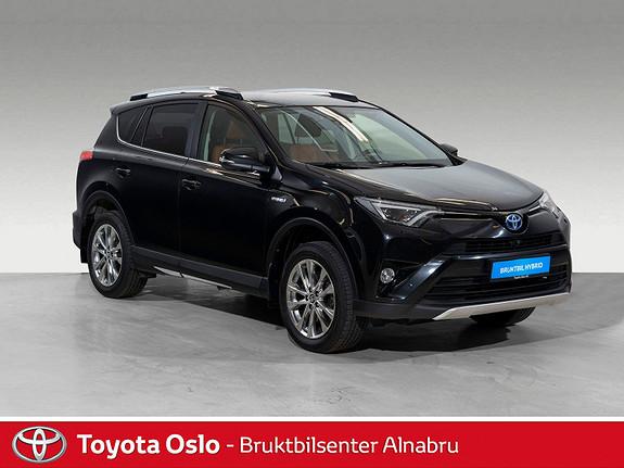 Toyota RAV4 Hybrid AWD Executive Hengerfeste 1650 kg,  2016, 72919 km, kr 418900,-
