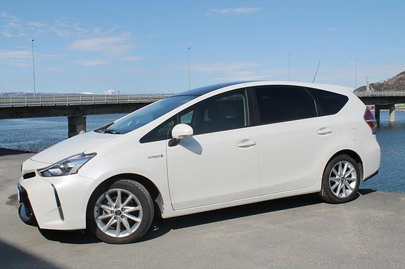 Toyota Prius+ Seven 1,8 VVT-i Hybrid Executive +Seven, Skyview, DAB+  2015, 24891 km, kr 289000,-