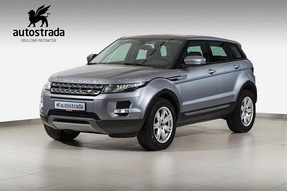 Land Rover Range Rover Evoque 2.2 TD4 150hk Pure/Kamera/AWD/