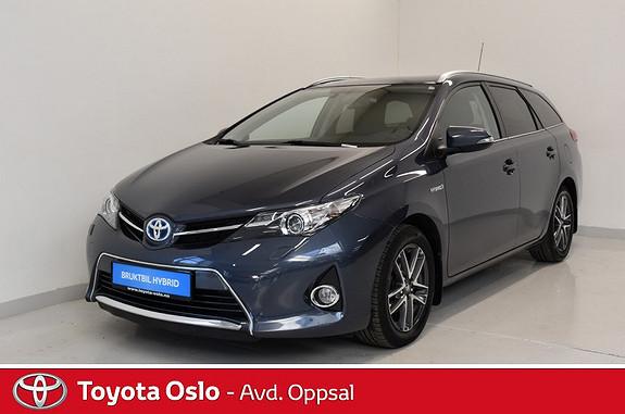 Toyota Auris Touring Sports 1,8 Hybrid Active+  2015, 35971 km, kr 227900,-