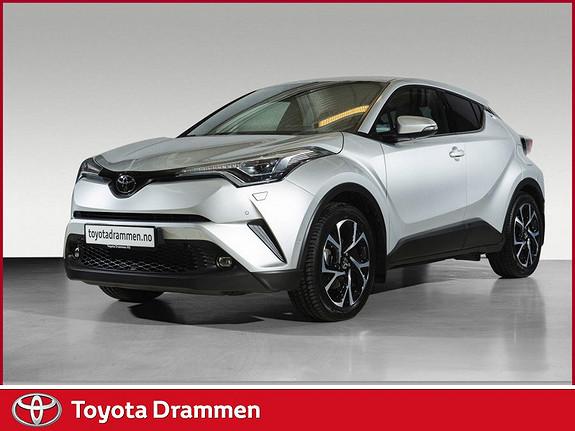 Toyota C-HR 1,2T Supreme Tech 4WD aut  2017, 6425 km, kr 379000,-