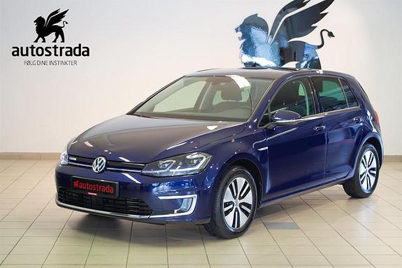 Volkswagen Golf Adaptiv Cruise, Navi pro, multifunksjonsratt, ryggeka  2018, 12700 km, kr 329000,-