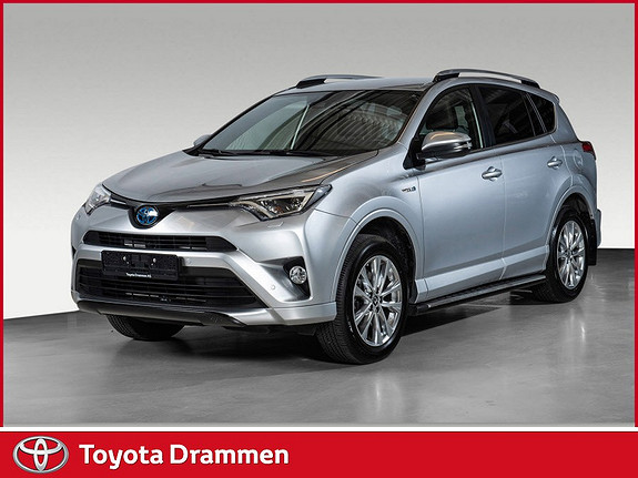 Toyota RAV4 Hybrid 4WD Active Style Edition  2017, 18160 km, kr 445000,-