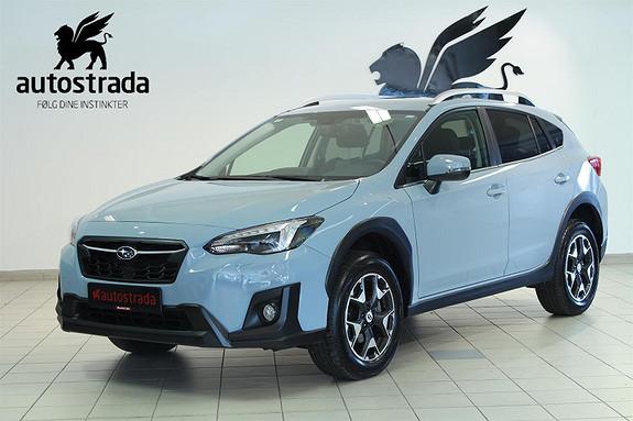 Subaru XV 1,6i 114hk Sikkerhet og navigasjon AWD, Navi, Dab, vint  2018, 7600 km, kr 369000,-