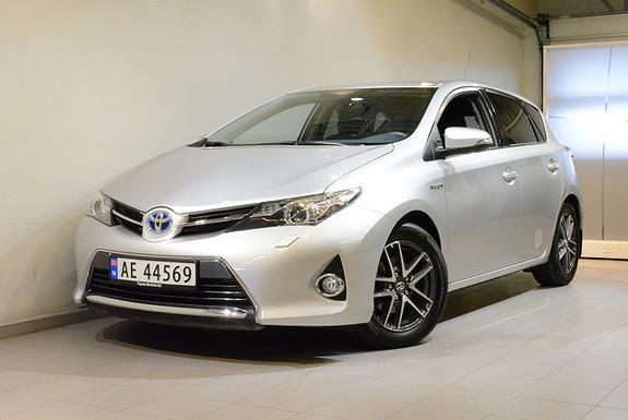 Toyota Auris 1,8 Hybrid Active+, HENGERFESTE  2015, 13300 km, kr 215000,-
