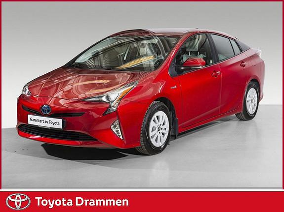 Toyota Prius 1,8 VVT-i Hybrid Active  2017, 15230 km, kr 289000,-