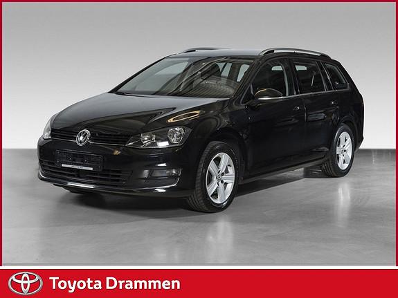 Volkswagen Golf 1,2 TSI 105hk Highline  2014, 94830 km, kr 159000,-