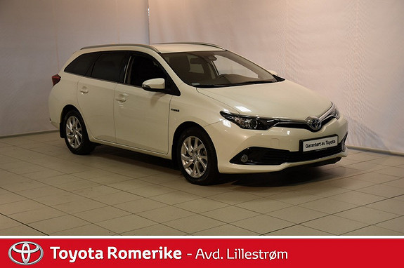 Toyota Auris Touring Sports 1,8 Hybrid Active Sport  2017, 47 229 km, kr 279 000,-