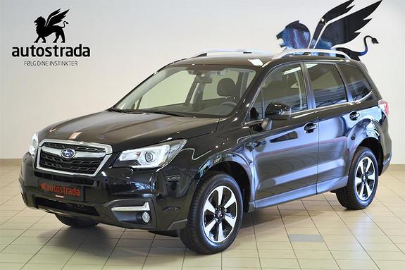 Subaru Forester 2,0 Bensin Classic AWD/DAB/Panorama/Navi/El.sete