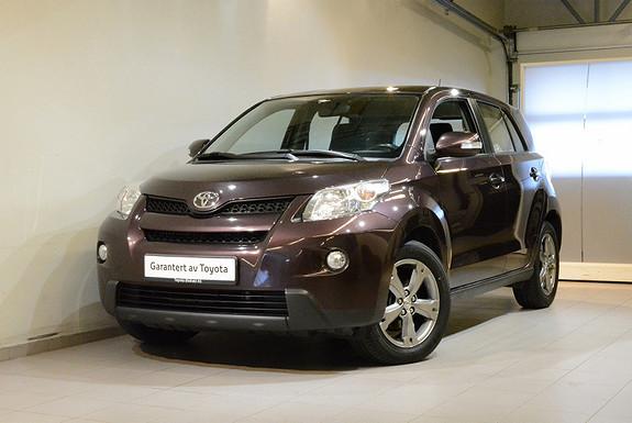 Toyota Urban Cruiser Dynamic AWD D-4D, TILH.FESTE  2010, 135400 km, kr 98000,-