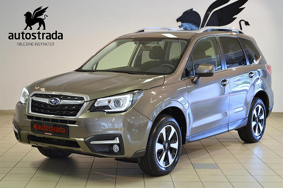 Subaru Forester 2.0 Bensin Classic AWD, Navi, Eye-sight, Dab