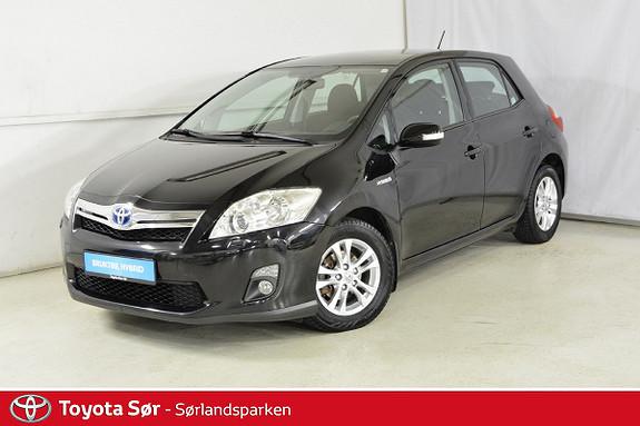 Toyota Auris 1,8 Hybrid Advance HSD  2012, 90500 km, kr 139000,-