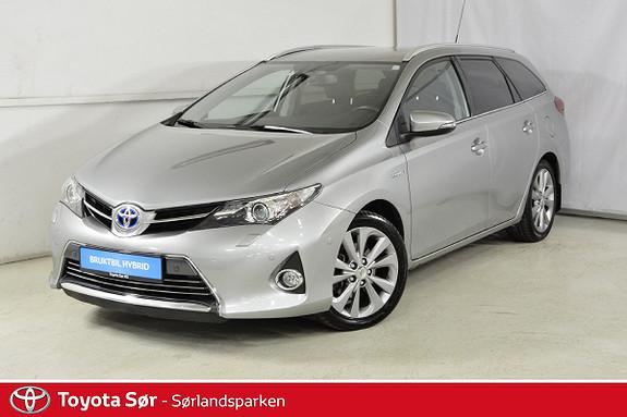 Toyota Auris Touring Sports 1,8 Hybrid Executive  2014, 77500 km, kr 209000,-