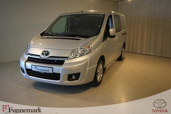 Toyota Proace 2,0 163hk L2H1 aut.  2015, 29000 km, kr 179000,-