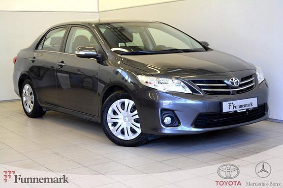 Toyota Corolla 1,4 D-4D Advance 1 eier, kompl service-lav km-hengerf.  2011, 82000 km, kr 108000,-