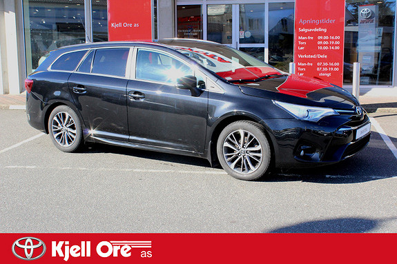 Toyota Avensis Touring Sports 1,8 Active M-drive 7S  2016, 45046 km, kr 269000,-