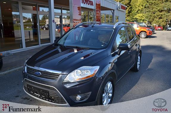 Ford Kuga 2,0 TDCi 136hk Titanium  2009, 153500 km, kr 129000,-