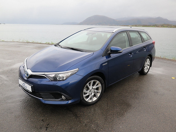 Toyota Auris Touring Sports 1,8 Hybrid Active  2016, 31 117 km, kr 245 000,-