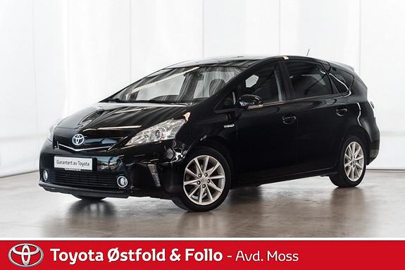 Toyota Prius+ Seven 1,8 VVT-i Hybrid Executive /GODT UTSTYRT/7 SETER  2012, 103600 km, kr 188000,-