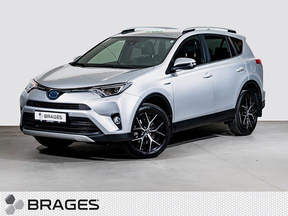 Toyota RAV4 Hybrid 4WD Active Style Navi, Ryggekam, Adaptive Cruise, d  2016, 42700 km, kr 399000,-