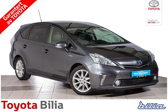 Toyota Prius+ Seven 1,8 VVT-i Hybrid Premium  2013, 139685 km, kr 189900,-
