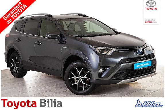 Toyota RAV4 Høy utstyrsgrad, 4x4, automat parkeringssensorer  2017, 40996 km, kr 439000,-
