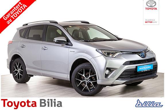 Toyota RAV4 Fullhybrid, masse utstyr, 4x4 ,automat, isofix, dab+  2017, 47604 km, kr 439000,-