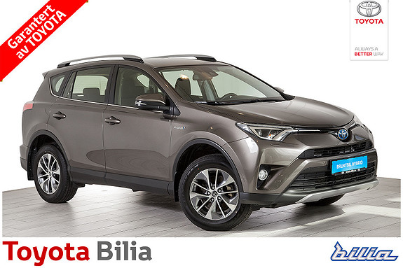 Toyota RAV4 Hybrid 4x4, pen bil, parkeringssensorer, Høy utstyrsgrad,  2017, 45824 km, kr 429000,-