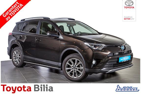 Toyota RAV4 Hybrid 4WD Executive  2018, 19296 km, kr 479900,-