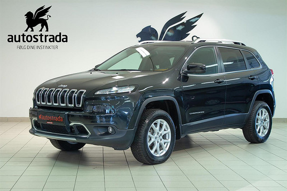 Jeep Cherokee 2.0 CRD Limited 4x4 Aut.