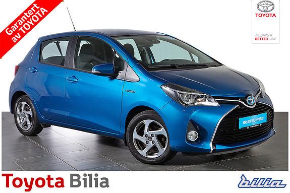 Toyota Yaris 1,5 Hybrid Active e-CVT  2015, 31191 km, kr 169900,-