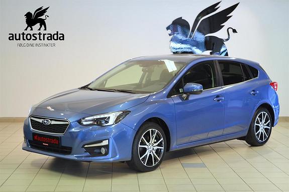 Subaru Impreza 1,6i Sport Premium AWD, Navi, Ryggekamera, Skinn