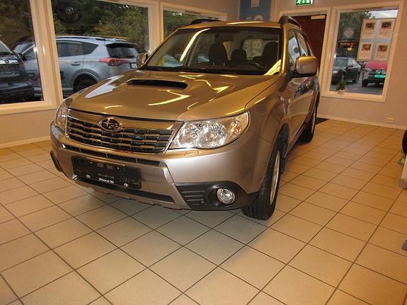 Subaru Forester 2,0 Diesel  2008, 211300 km, kr 99900,-