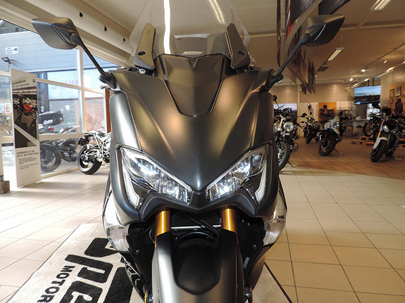 Bilbilde: Yamaha T-Max 500 DX