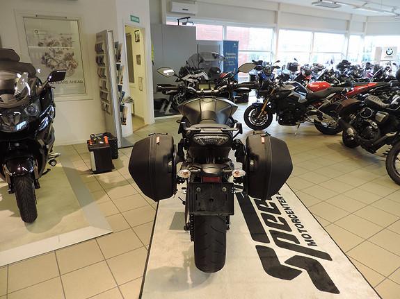 Bilbilde: Yamaha MT09 Tracer