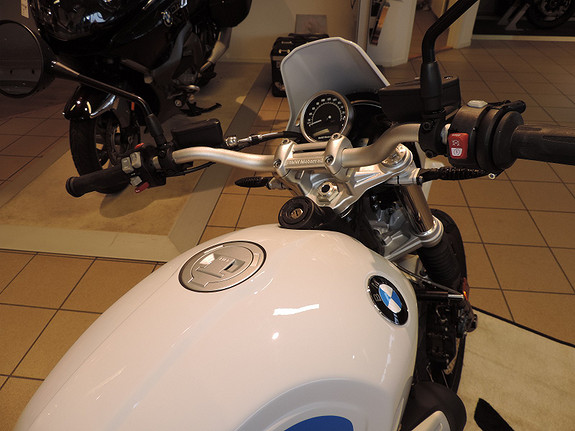 Bilbilde: BMW RnineT Urban GS