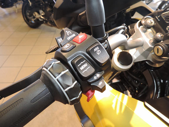 Bilbilde: BMW F750 GS Perf. senket