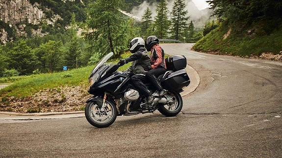 Bilbilde: BMW R1250 RT