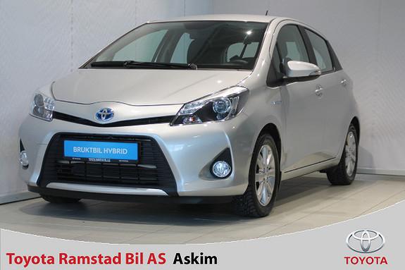 Toyota Yaris 1,5 Hybrid Active e-CVT  2014, 65000 km, kr 139000,-