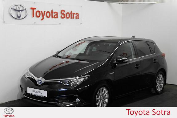 Toyota Auris 1,8 Hybrid E-CVT Active Sport  2017, 44854 km, kr 249000,-