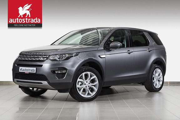 Land Rover Discovery Sport 2.0  TD4 HSE
